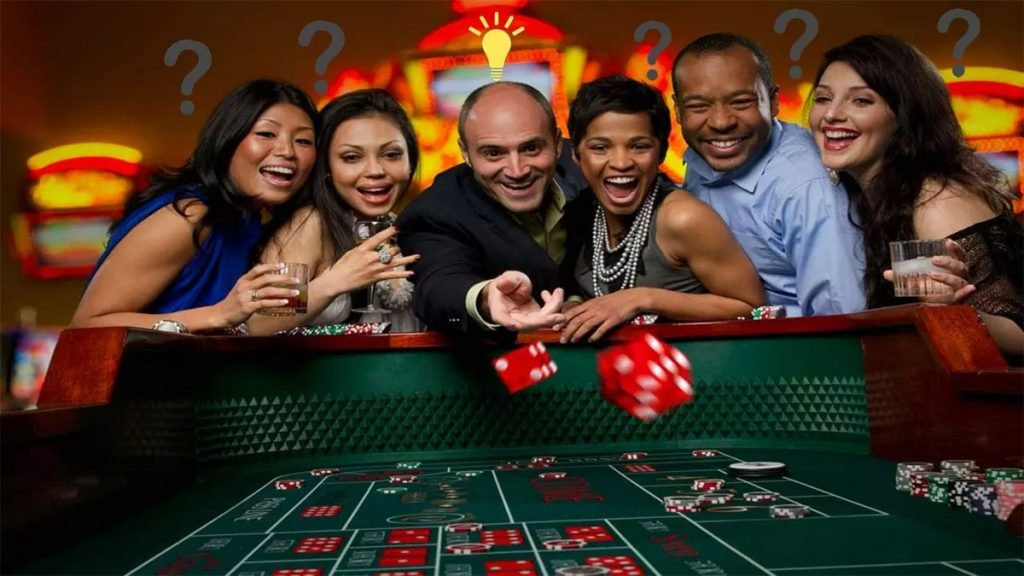 What Gamblers Guru Knows About Casino Games