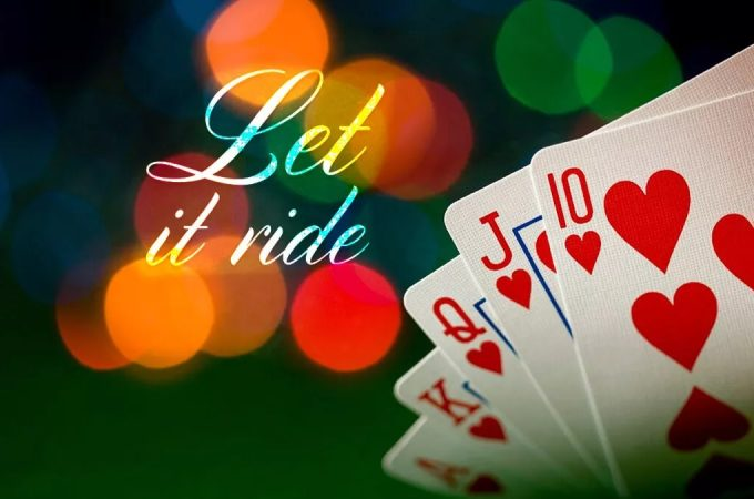 Why Most Gamblers Ignore Let It Ride Anyway